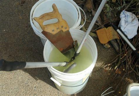 remove rust  tools bob vila