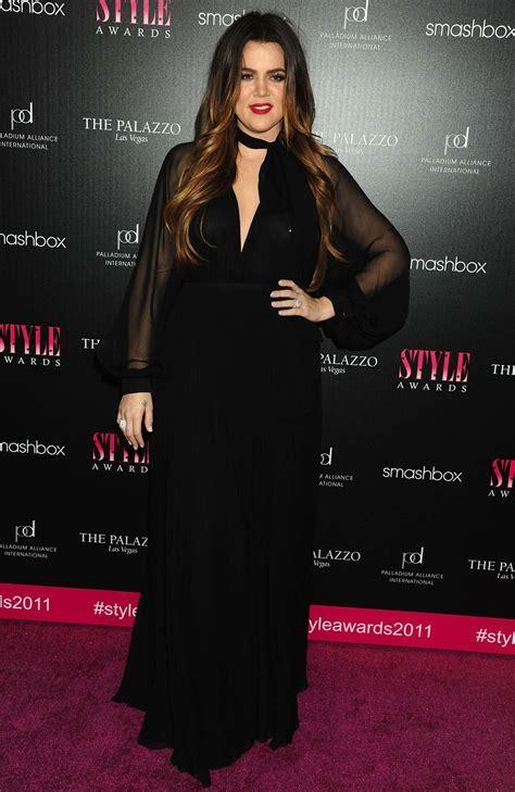 Khloe Kardashian at 2011 Hollywood Style Awards – HawtCelebs