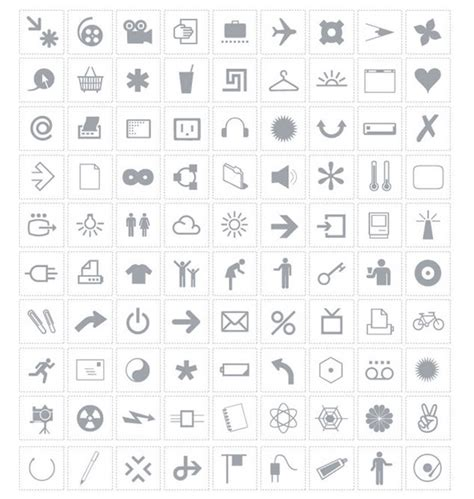 Free Resume Icons Vector by Resume Symbols