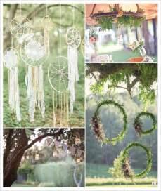 deco mariage boheme decoration mariage boheme 1001 idées à voir