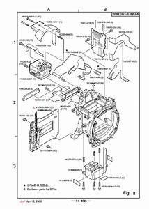 Nikon 35 Ti Qd Repair Service Manual Download  Schematics