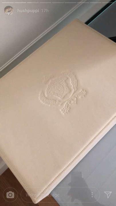 ray hushpuppi shows   versace bedroom