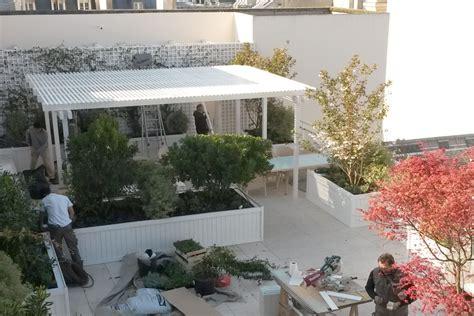 aménagement terrasse et jardin photo jardins de l orangerie des jardins d exception