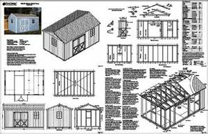 shed plans 10 x 16 construct your personal shed with