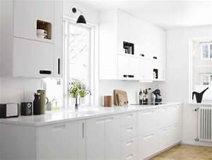 Originales Muebles De Cocina Blancos