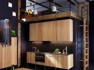 Pinterest Cuisine : comment d corer un petit appartement sans l encombrer ~ Carolinahurricanesstore.com Idées de Décoration