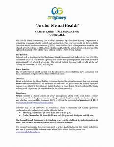 "Wood Buffalo Culture: Open Call - ""Art for Mental Health ..."