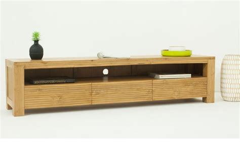 chambre en teck meuble tv en teck massif meuble de salon design en bois
