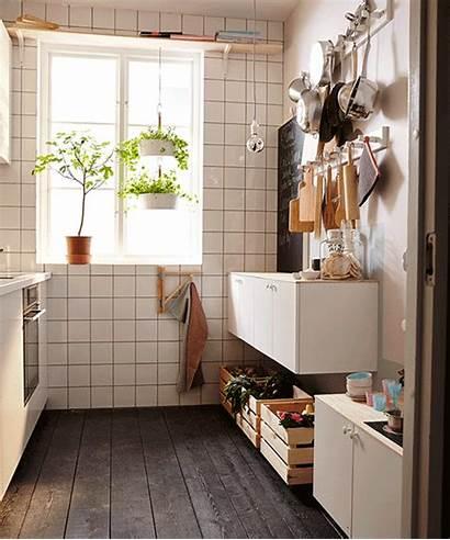 Kitchen Wall Ikea Table Board Giphy Linnmon