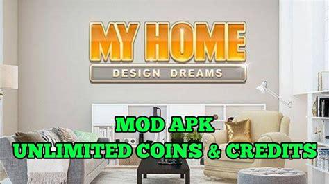 home design dreams apk mod unlimited money