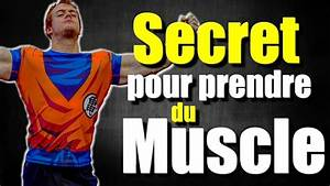 Mon Secret Pour Prendre Du Muscle   Musculation