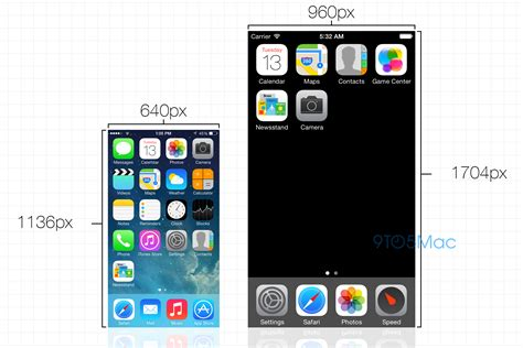 how to display iphone on mac iphone 6 with larger sharper 1704 x 960 resolution screen