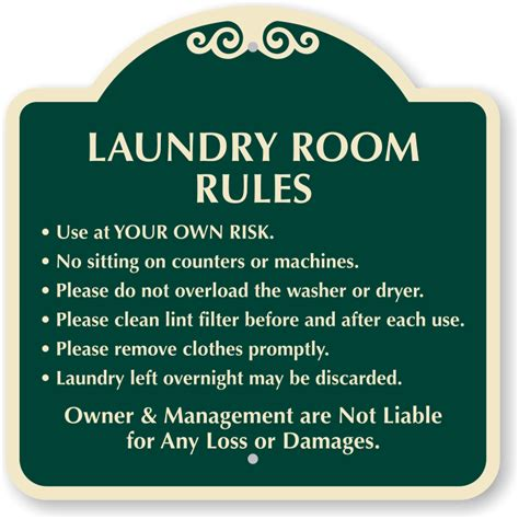 lg washer dryer laundry signs laundry room signs