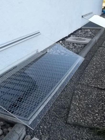 Regenschutz Für Lichtschächte by Ideal Regenschutz Lichtschacht Selber Bauen Kx95