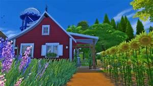 Sims 4 - Ferme Des Finch