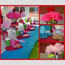 Wunderbare Tischdeko Zum Kindergeburtstag