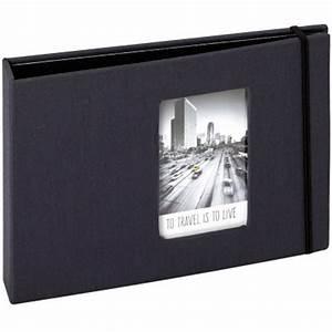 Album Photo Pour Polaroid : mini album pour photos polaroid noir 72 photos panodia ~ Teatrodelosmanantiales.com Idées de Décoration