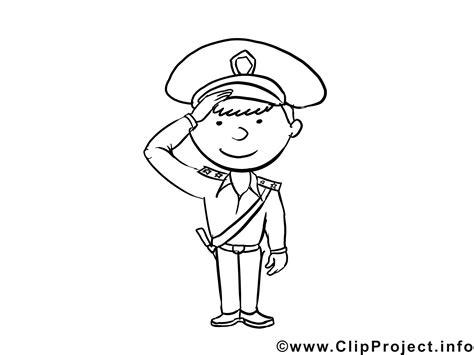 polizist berufe zum ausmalen