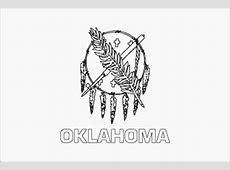 Oklahoma Flag Flag Of Oklahoma State