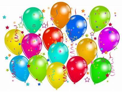 Balloons Clipart Decoration Luftballons Rund Balloon Birthday
