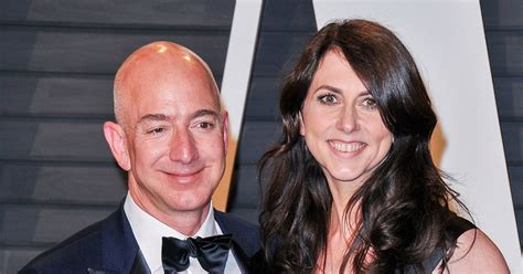 Amazon CEO Jeff Bezos & Wife MacKenzie Divorcing After 25 ...