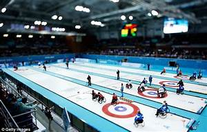 Team GB weelchair curlers claim second successive win with ...