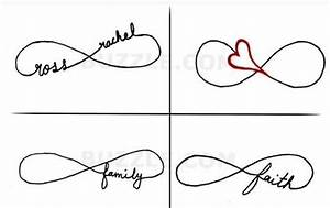 Infinity Heart Tattoo - Tattoo Collections