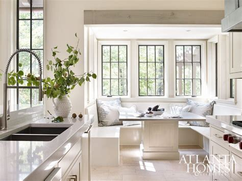matching kitchen cabinets 40 and cozy breakfast nook d 233 cor ideas digsdigs 4040