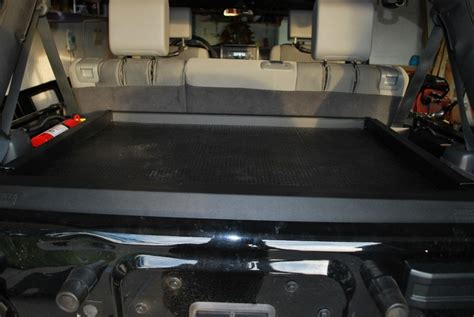 tuffy security deck jk interior mounted cargo basket