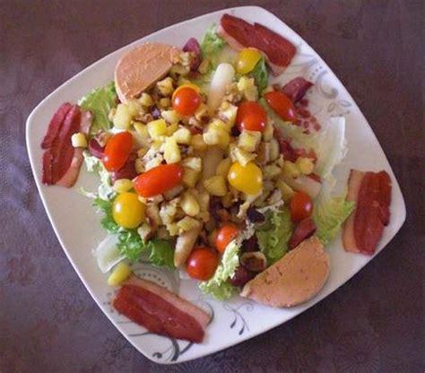 cuisine landaise salade landaise aurélie cuisine