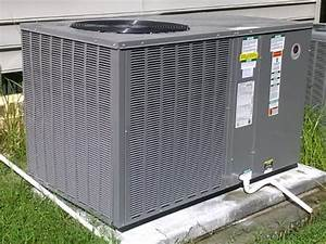 Ruud 14 Seer Heat Pump Package Unit