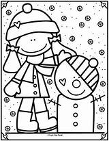 Coloring Pond Da Club Colorare Fromthepond Boyama Preschool Kitapları Library Ausmalbilder Disegni Basteln Snowman Kindergarten Winter Ausmalen Ideen Schede Stagioni sketch template
