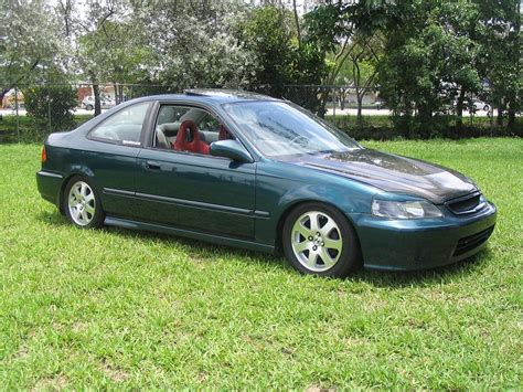 location si鑒e auto gsr civic for sale 1998 coupe si front end