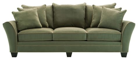 briarwood microfiber sofa briarwood microfiber sofa