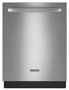 Kitchenaid Dishwasher  Model Kuds35fxssa Parts And Repair Help