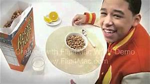 Reeses Puffs Commercial 2012 1 Hour - YouTube