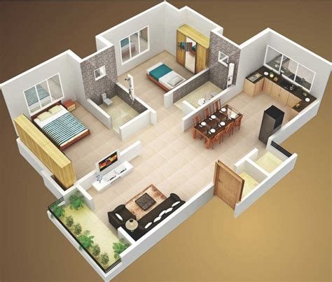 Home Design Ideas 3d by Spectacular 3d Home Floor Plans Amazing Architecture