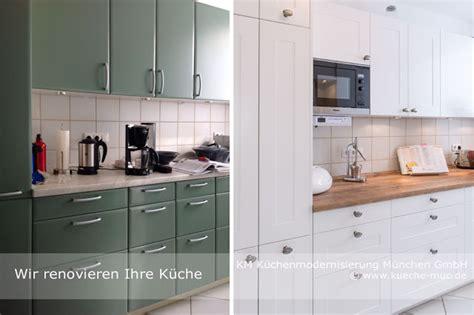 Neue Fronten Für Küche by Wir Renovieren Ihre K 252 Che Zeyko Kueche Neue Fronten