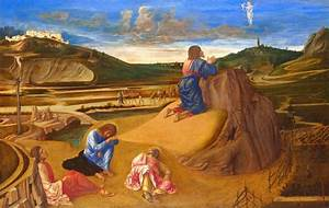 Giovanni Bellini, «The Agony in the Garden» | Old ...