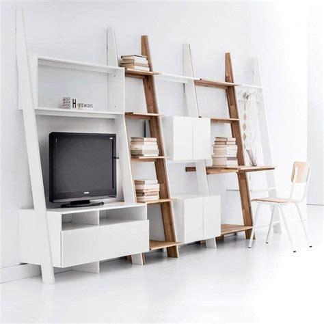 meuble tv et bureau image étagère murale domeno la redoute interieurs l