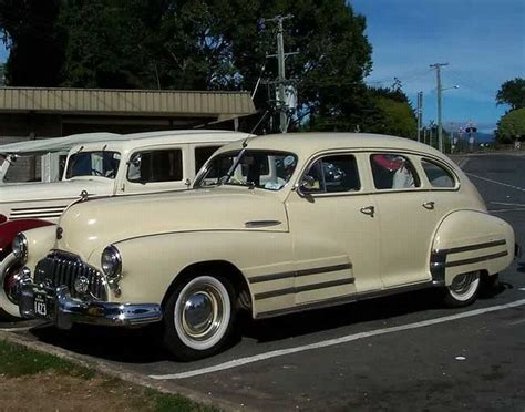 Buick Car Club by Buick Car Club Of Australia Members Cars 1940 1949