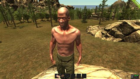 rust naked coming private part ign pc ready gender afraid anos mes
