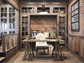 vintage home interior vintage office for a residence denis krasikov