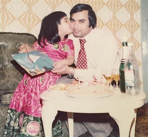 Priti Patel Parents
