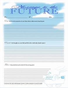 how to write a personal letter memories With letters to my baby a paper time capsule