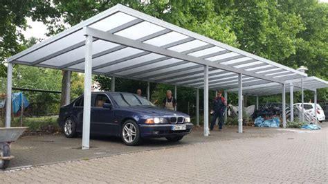 Carport Für 4 Autos by Carport Alu Carports Kaufen Kd 220 Berdachung