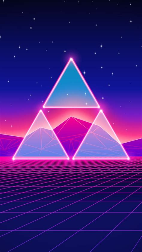 Aesthetic Vintage Neon Aesthetic Wallpaper by Synthwave Retro Neon In 2019 Vaporwave Wallpaper