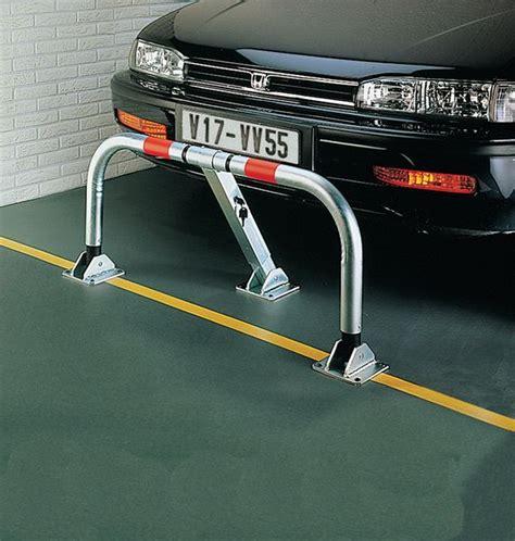 barriere de parking barri 232 re de parking rabattable avec amortisseurs seton fr
