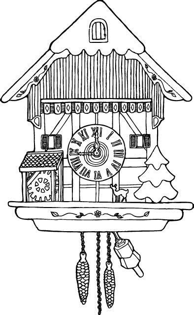 cuckoo clock | Clock icon