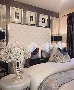 45, Elegant, Small, Master, Bedroom, Decoration, Ideas